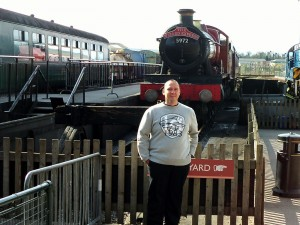 Harry Potter Steam Train