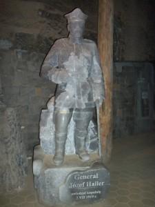 Józef Haller monument